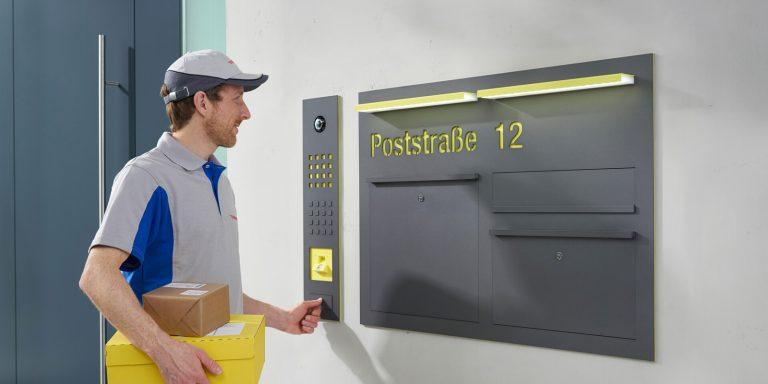 siedle-gegensprechanlage-postkasten