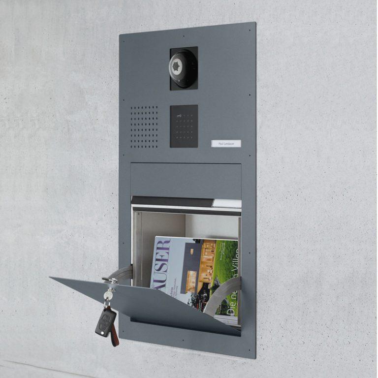 siedle-gegensprechanlage-mit-kamera-postkasten